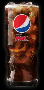 Pepsi Max 16oz Hiball Glass For Sale UK - Box of 24